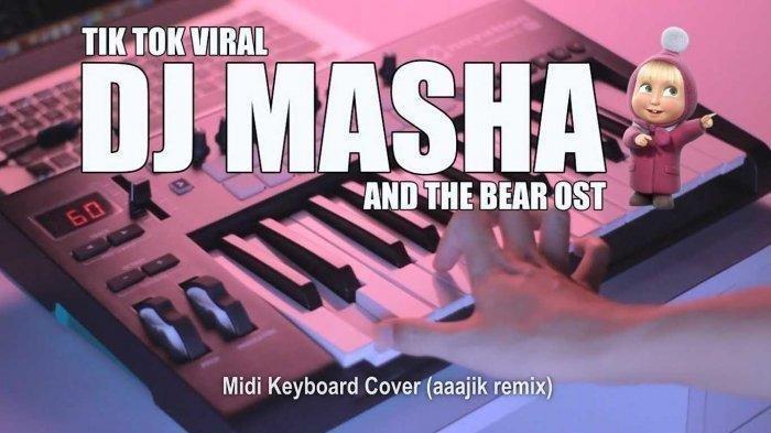 Download Lagu MP3 DJ Masha And The Bear Viral di TikTok Remix Terbaru 2020, Tersedia Link dan Lirik