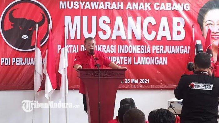 Musancab DPC PDI Perjuangan Digelar Sambut Pemilu 2024, Berharap Bisa Menang 'Hattrick'