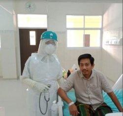 Plt Kadinkes Kediri Dokter Bambang Triono Putro Bagikan Tips Sembuh dari Covid-19