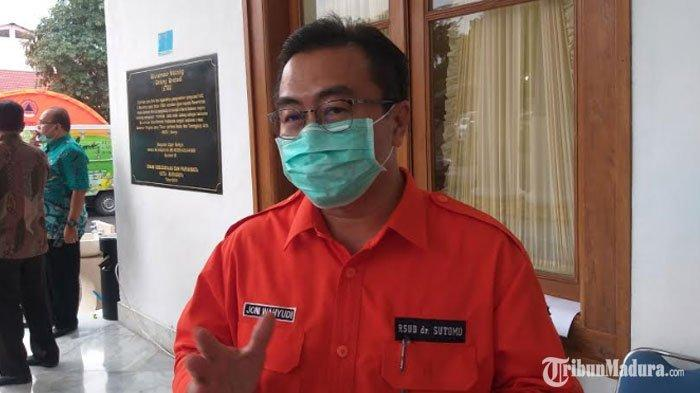 Empat Pasien Positif Virus Corona di RSUD Dr Soetomo Sembuh, Asupan Nutrisinya Jadi Fokus Dokter