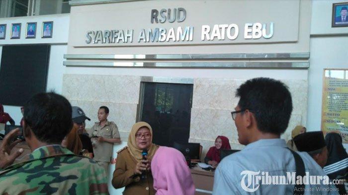 Pelayanan di Ruang Poli RSUD Syamrabu Bangkalan Lumpuh Akibat Kebakaran, Pasien Diminta Tak Panik