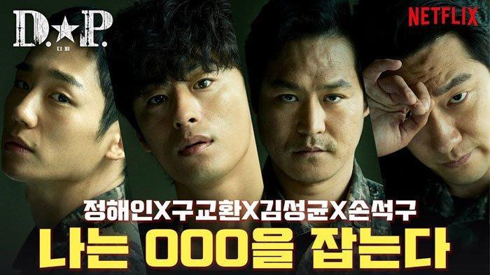 Sinopsis Drakor D.P, Drama Korea Hits yang Dibintangi Jung Hae In, Kehidupan Menegangkan di Militer