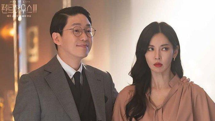 Kerja Sama Shim Su Ryeon dan Logan Lee Sukses Hancurkan Hari Penting Joo Dan Tae dan Cheon Seo Jin