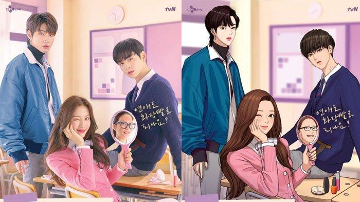 Link Nonton Drama 'True Beauty' Episode 13, Ju Kyung Tertekan, Su Ho dan Seo Jun Khawatir