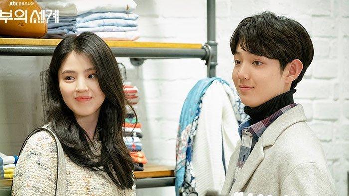 Spoiler Episode 14 Drama KoreaThe World of the Married,Yeo Da Kyung Rebut Hati AnakJi Sun Woo