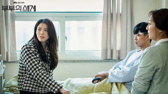 PemeranCha Hae KangThe World of the Married Terlibat Kontroversi, Tak Muncul di Episode 15 dan 16