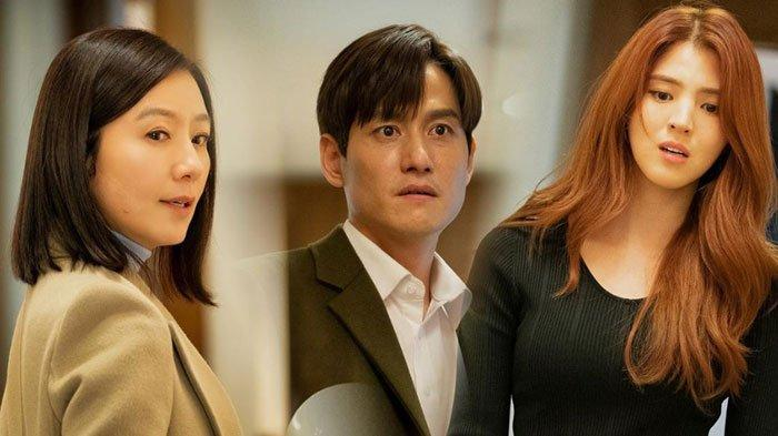 Link Download Drama Korea The World of The Married Eps 1 - 6 Sub Indo, Ji Sun Woo Dapatkan Hak Asuh