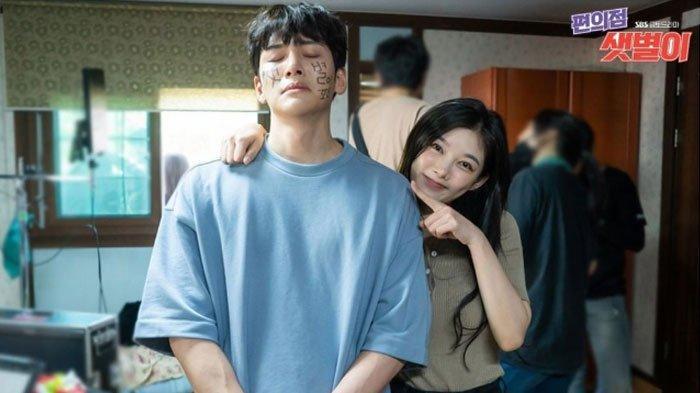 Jadi PasanganJi Chang Wook di Backstreet Rookie,Kim Yoo Jung Ngaku Awalnya Sempat Malu Adu Akting