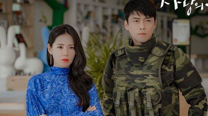 Tampilkan Kisah Cinta Kapten Tentara Korea Utara,Drama Korea Crash Landing on You Tuai Kritikan