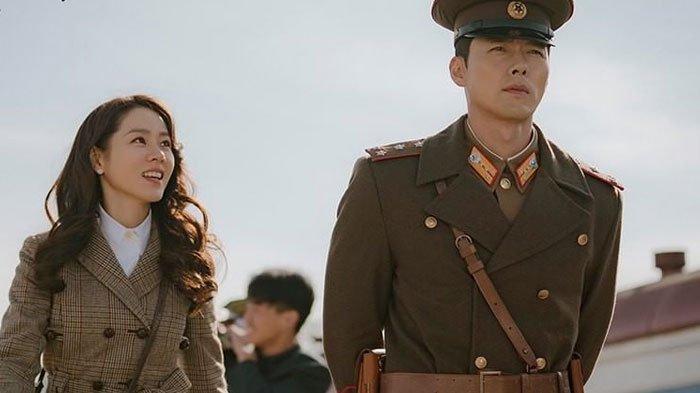 Download Drama Korea Crash Landing on You Episode 1 - 16, DiperankanHyun Bin dan Son Ye Jin