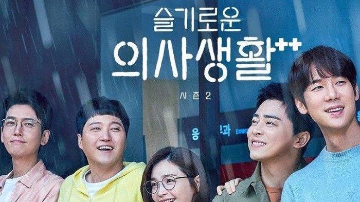 Rekomendasi 6 Drama Korea Baru, Tayang Bulan Juni 2021 Mulai Hospital Playlist 2 hingga Nevertheless