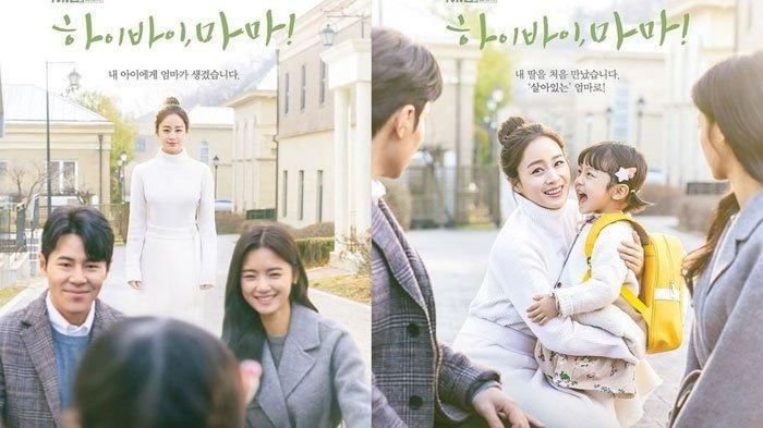Link Download Drama KoreaHi Bye Mama Sub Indo Episode 1 - 16 (End),Endingnya Bikin Nangis Bawang