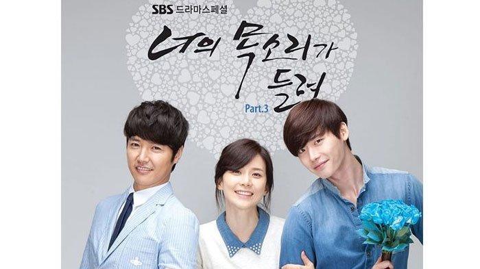 SinopsisLengkap Drama Korea I Hear Your Voice, Kisah Lee Jong Suk Punya Kemampuan Telepati