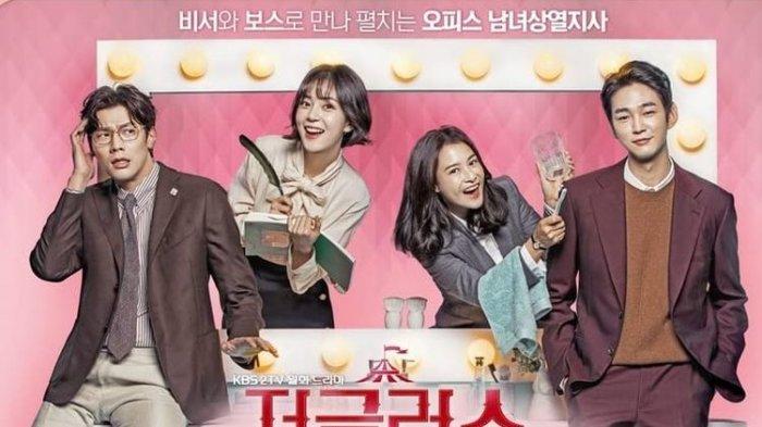 5 Drama Korea Terbaru Tentang Kisah Cinta Antara Bos dan Karyawannya, Ada Lucky Romance dan LevelUp