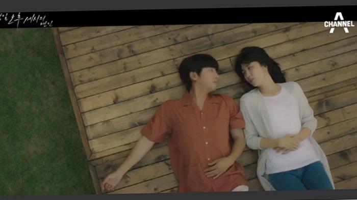 Sinopsis DrakorLove Affairs in the Afternoon, Drama PerselingkuhanPark Ha Sun dan Lee Sang Yeob