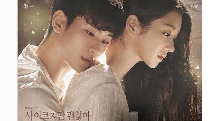 Jadwal TayangDrama Korea Kim Soo Hyun dan Seo Ye Ji Psycho but Its Okay, Siap Masuk List Tontonan?