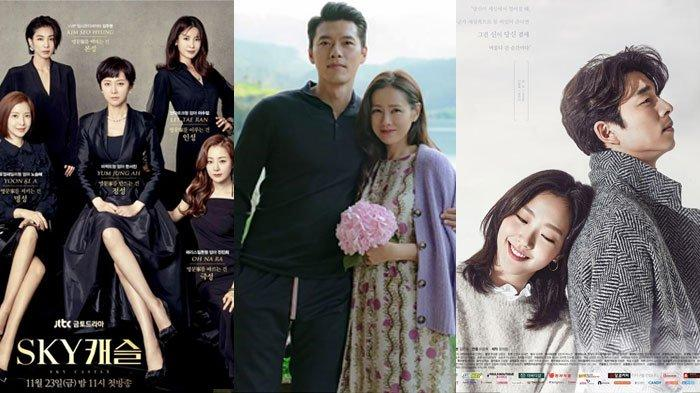 Rekomendasi Drama Korea Cocok Usir Rasa Bosan di Rumah, AdaSKY Castle hingga Crash Landing on You