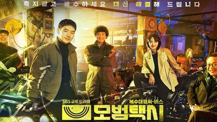 Sinopsis Taxi Driver Drama Korea Diperankan Lee Je Hoon dan Esom, Drakor Pengganti The Penthouse 2