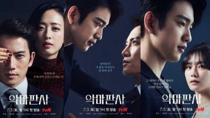 Rekomendasi 10 Drama Korea Baru, Tayang Selama Juni dan Juli Mulai Frozen Flower hingga Devil Judge