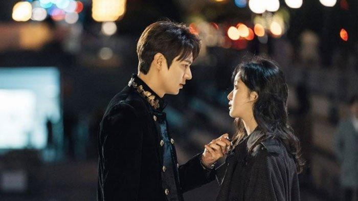 Ketika Pemeran Drama Korea The King: Eternal Monarch Lee Min Ho dan Kim Go Eun Saling Lempar Pujian