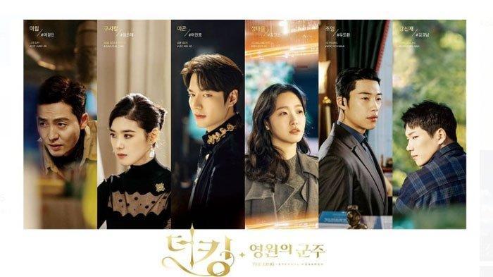 Daftar PemeranDrama Korea The King: Eternal Monarch Tayang 17 April 2020, Lihat Sinopsis Lengkapnya