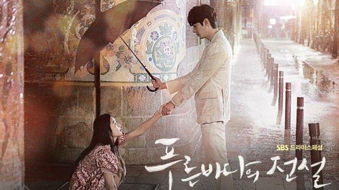 Sinopsis Drama KoreaThe Legend of Blue Sea,Kisah Cinta Lee Min Ho dan Putri Duyung Jun Ji Hyun