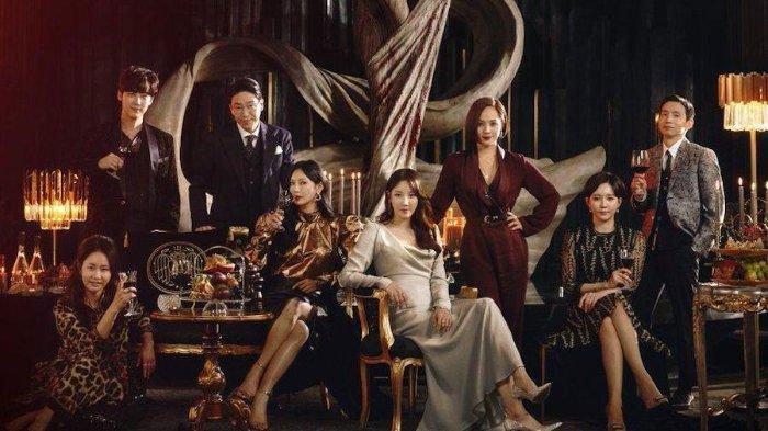 Sinopsis The Penthouse 2 Episode 5: Belang Ha Yoon Chul Terungkap, Joo Seok Kyung Jadi Tersangka