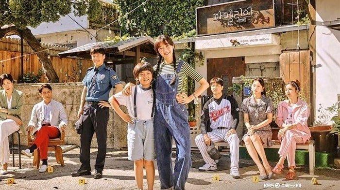 Daftar PemenangBaeksang Arts Awards 2020, Drama Korea When the Camellia Blooms Dominasi Kemenangan