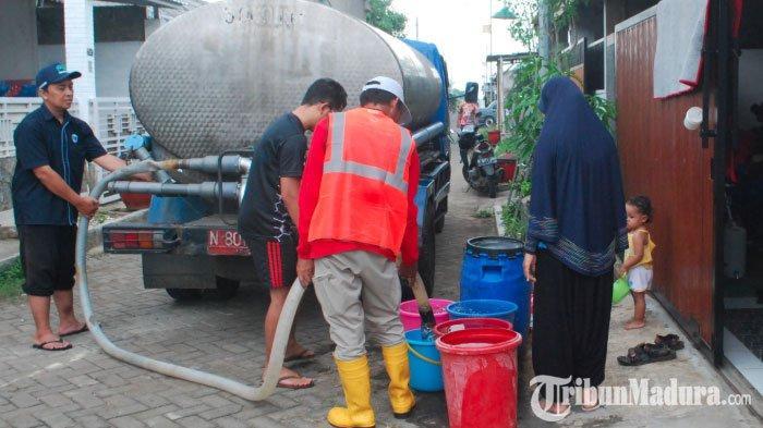 Kota Malang Krisis Air Bersih, Pemkot Anggarkan DanaRp 35 Miliar untuk Pembangunan Pipa Baru