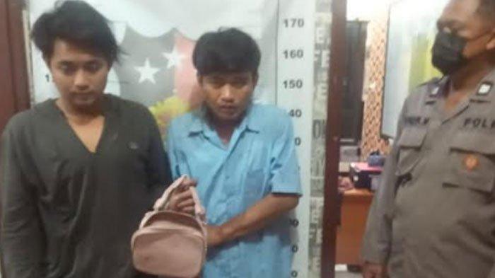 Nasib Apes Dua Jambret yang Ketiban Motor, Nekat Beraksi di Jalan Ramai, Berujung Dihajar Warga