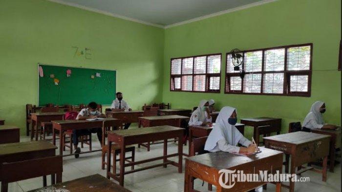 Kasus Covid-19 di Ponorogo Makin Naik, Pemkab Tak Tambah Jumlah Sekolah Tatap Muka
