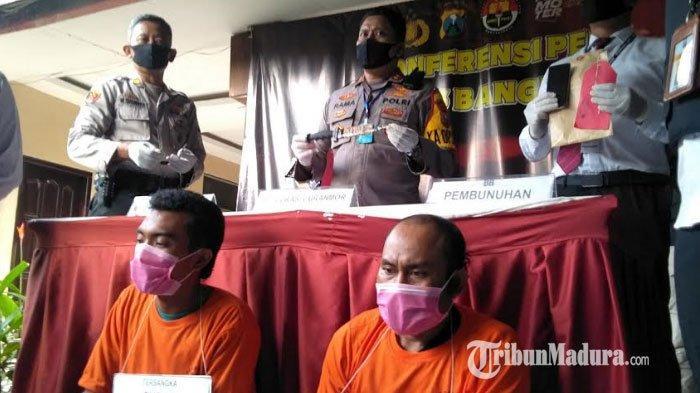 Berusaha Kabur saat akan Ditangkap, Dua Spesialis Curanmor di Bangkalan Madura Ditembak