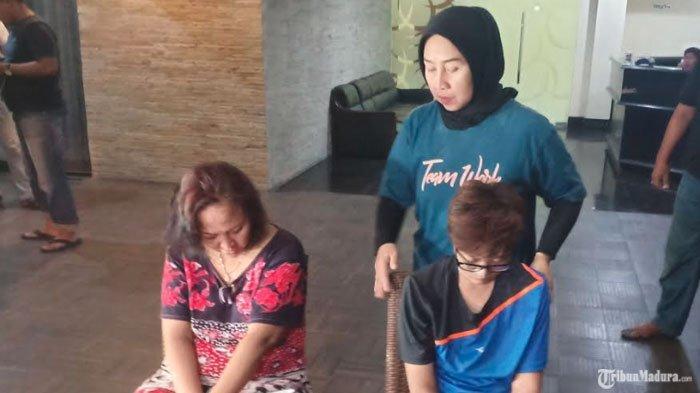 Dua Wanita Pengedar Sabu DibekukBNNP Jatim, Polisi Sebut Pelaku Jaringan Lapas Kelas I Madiun