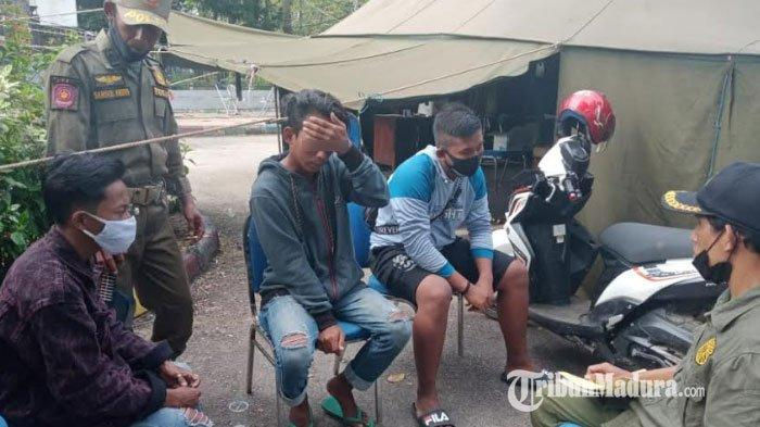 Pelarian Tiga Pengamen Jalanan di Pamekasan Berakhir, Ditemukan Sembunyi di Rumah yang Baru Dibangun