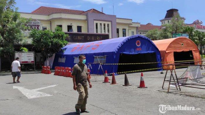 Kasus Covid-19 di Kota Blitar Bertambah 83 Kasus dalam 2 Hari, Pemkot Maksimalkan Rumah Isolasi