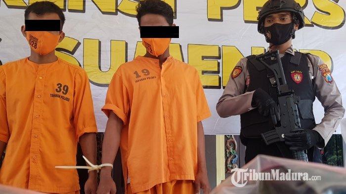 Pembunuhan Sadis WargaPulau Kangean, Pelaku Tusuk Tubuh Korban, Berlatar Kisah Dendam karena Santet