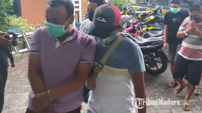 Mantan Calon Kades Lamongan Jual Sabu karena Pandemi, Pengalaman Belajar Sistem Ranjau dari Madura