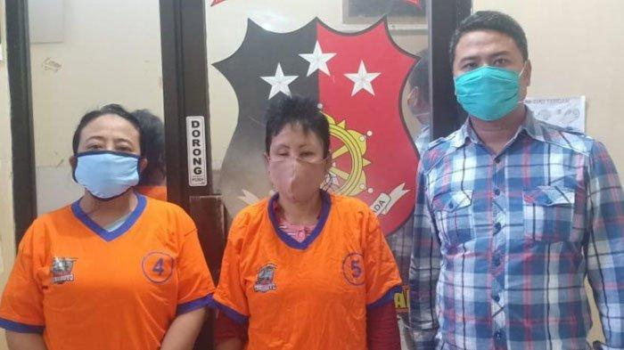 Jelang Lebaran, Dua Wanita asal Bangkalan Edarkan Uang Palsu, Sasar Toko-Toko Kecil untuk Beraksi