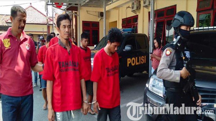 Bersekongkol Soal Barang Haram, Dua Warga Kecamatan Ketapang Sampang Dijebloskan Penjara