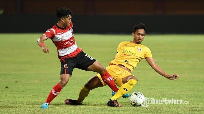 Eduardo Almeida AkuiLaga Semen Padang VsMadura United Tak Mudah Bagi Timnya Meski Main di Kandang