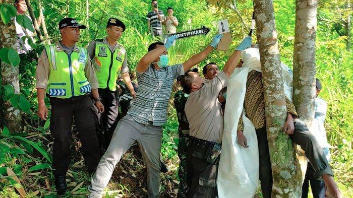 Pamit Kerja, Pemuda Trenggalek Tak Kunjung Pulang, Ditemukan Tewas di Pohon Durian Keesokan Harinya