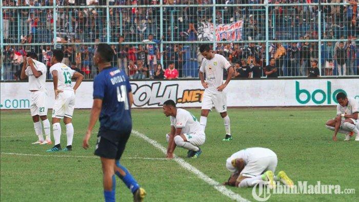 Persebaya Surabaya Bantah Jadi Partner Latihan BersamaArema FC, Manajemen: Tidak Ada Aktivitas Lagi