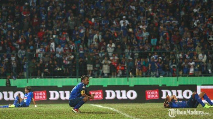 Abdul Haris Beber Analisis Alasan Arema FC Terima Banyak Sanksi Denda selama GelaranLiga 1 2019