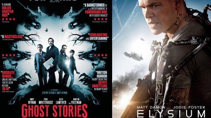 Jadwal acara TV Kamis 25 Juni 2020, GTV, TRANS TV, RCTI, SCTV, TRANS 7, ada Film Ghost Stories