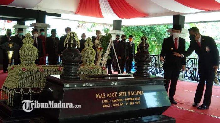 BERITA MADURA TERPOPULER HARI INI Emil Dardak Ziarah ke Sampang hingga Tokoh Madura di Pilgub Jatim