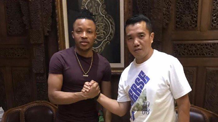 Emmanuel OtiResmi Jadi Pemain Asing Ketiga Madura United, Belum Pernah Main di Liga Indonesia