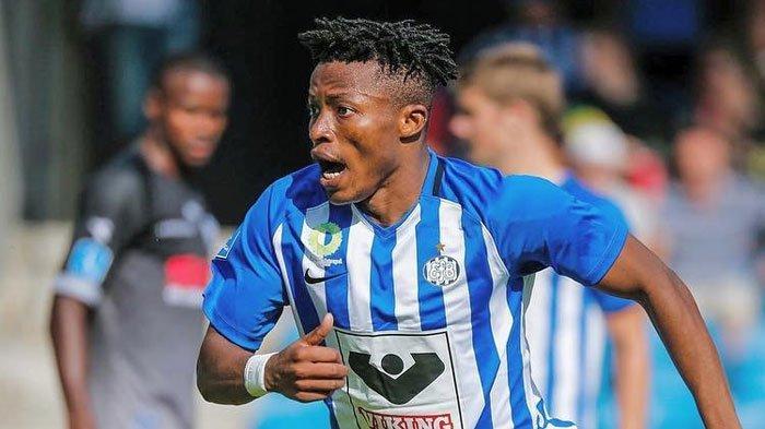 Profil dan Biodata Pemain AsingMadura United asal Ghana Emmanuel Oti, Pernah Bermain di Portugal
