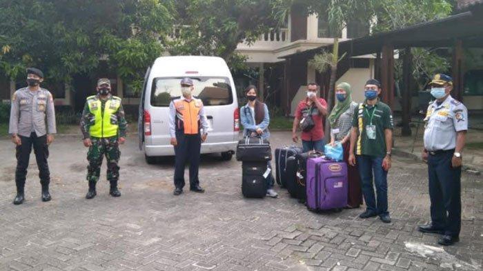 Mudik dari Malaysia dan Singapura, 4 Pekerja Migran Indonesia asal Bojonegoro Dikarantina 3 Hari