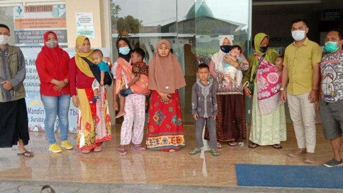 Operasi Bibir Sumbing Gratis bagi Warga Jatim, Hadiah dari Relawan FRPB Pamekasan: Semoga Bermanfaat