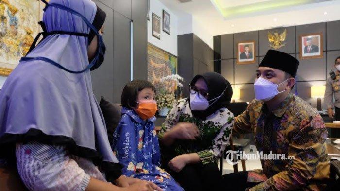 Pengakuan Ara Bocah Hilang asal Surabaya Diungkap Wali Kota, Mau Diajak Pergi Karena Status Keluarga